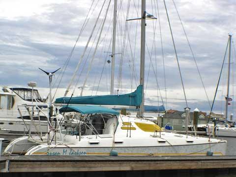 Solaris Sunstar 36, 1992 sailboat