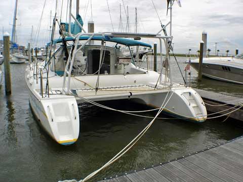 Solaris Sunstar 36 1992 Kemah Texas Sailboat For Sale