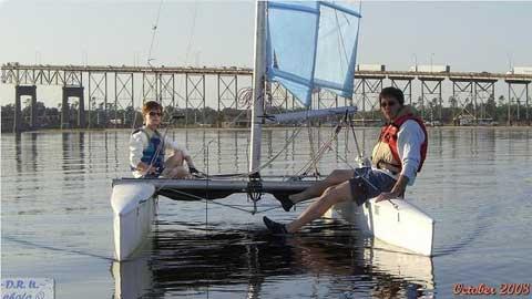 Sol Cat 18 sailboat