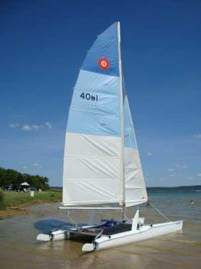 Sol Cat 18 Catamaran, 1978 sailboat