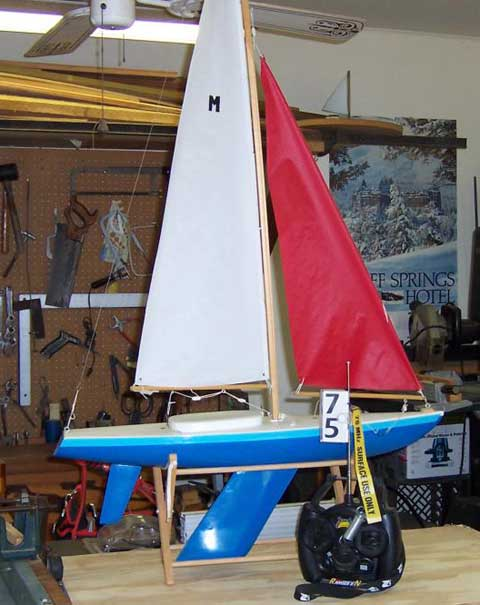 RC Soling