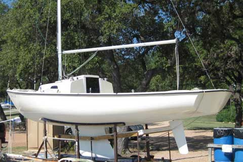 South Coast 21, 1974 sailboat