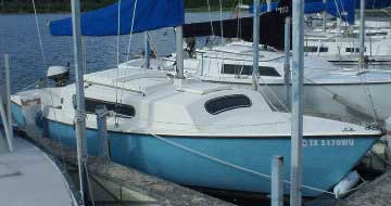 South Coast 22 starboard