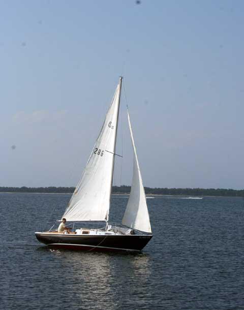 Southcoast 23, 1969, Pensacola, Florida sailboat for sale