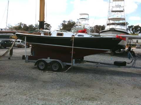 Southcoast 23, 1969 sailboat