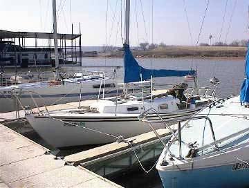 1971 South Coast 23 sailboat