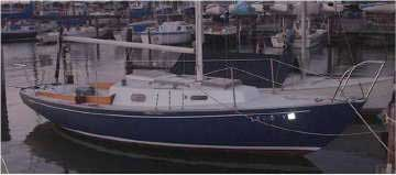 South Coast 23 sailboat for sale