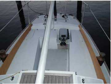 1968 South Coast 23 sailboat