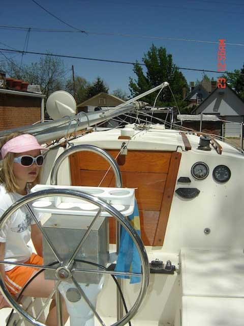 South Coast, 26A, 1978 sailboat