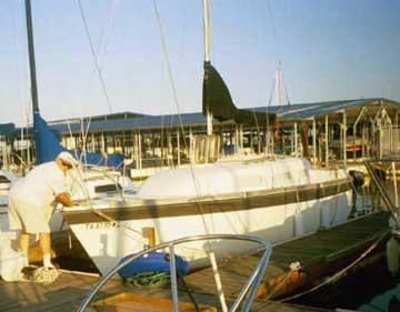 South Coast 26 sailboat
