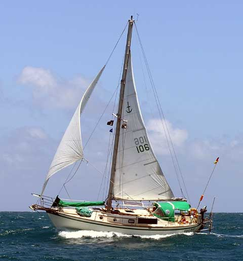 Southern Cross 31 Sailboat For Sale