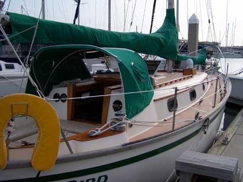Southern Cross 31 sailboat