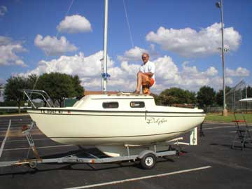 Sovereign 17 Sailboat For Sale
