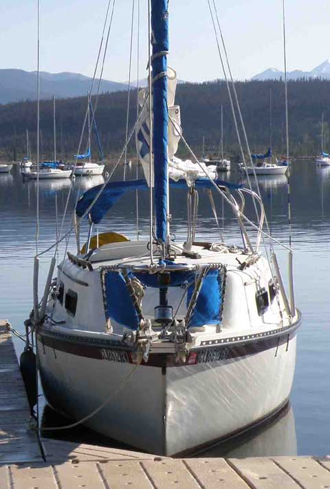 Minivan For Sale >> Sovereign 18 sailboat for sale