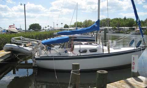 Sovereign 23 sailboat
