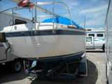 Sovereign 23, 1980 sailboat