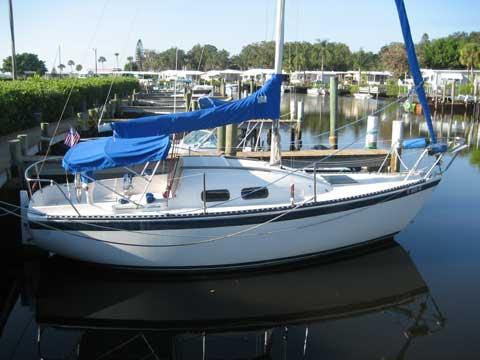 Sovereign 24 sailboat