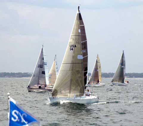 Soverel 26 sailboat