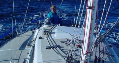 Soverel 33, 1983 sailboat