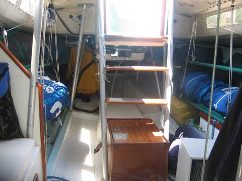 Soverel 39 sailboat