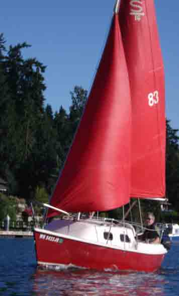 1981 Sparrow 16