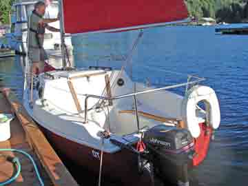 Trailer Bill Of Sale Texas >> 1981 Sparrow 16 sailboat for sale