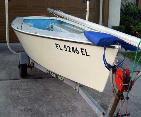 Spindrift 13 5 Sailboat For Sale