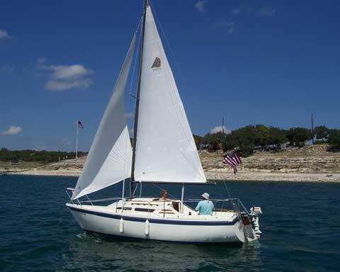 Spirit 23, 1979 sailboat