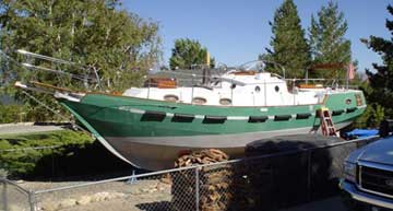 1983 Spray 36 sailboat