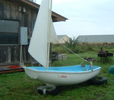 Boston Whaler Squall Dinghy
