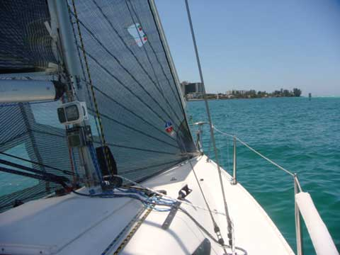 SR 27, 1992 sailboat