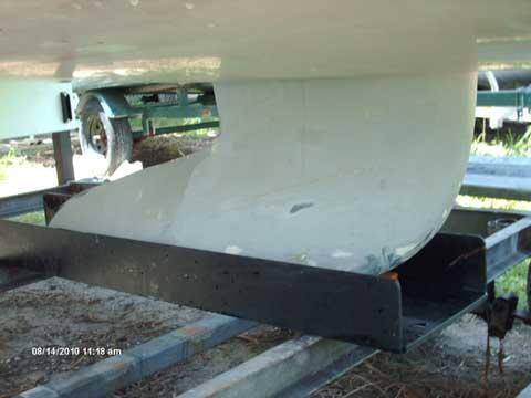 SR 27, 1992 sailboat