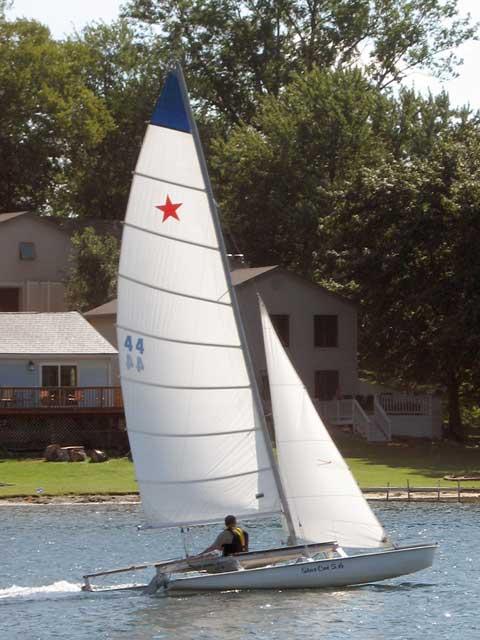 Star Cat 5.6, 18', 1976 sailboat