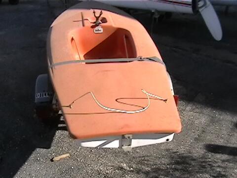 Starfish sailboat