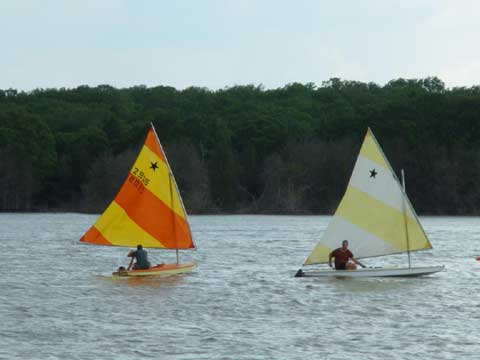 Starfish 13ft. 2 boats 1979 and 1985 sailboat
