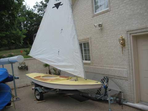 Starfish, early 70s, 2 boats sailboat
