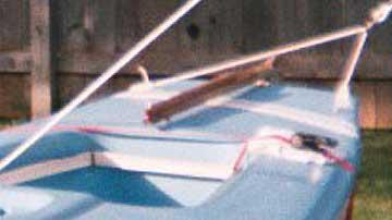 1978 Starfish sailboat