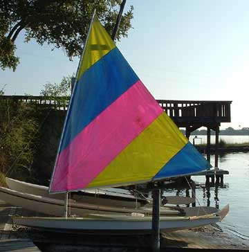 1975 Starfish sailboat