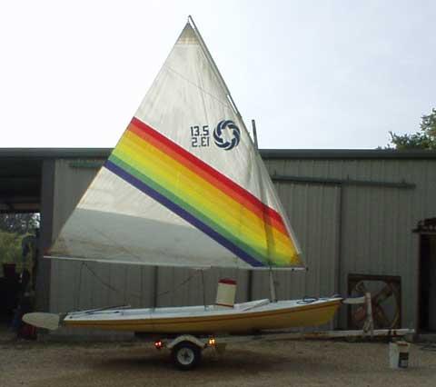 Starwind 13.5 sailboat