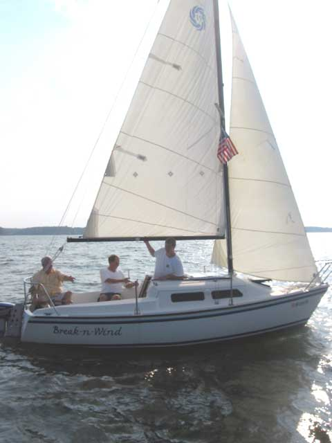 Boat Trailer Wiring >> Starwind 19 sailboat for sale