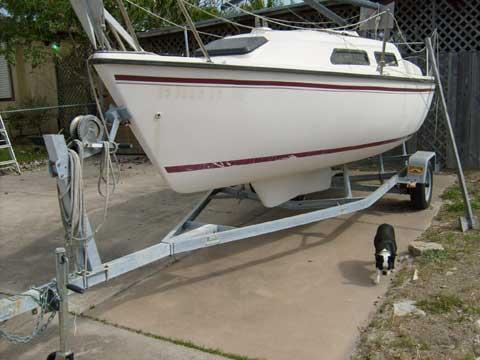 Starwind 19 sailboat