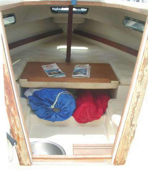 Wellcraft Starwind 19, 1987 sailboat