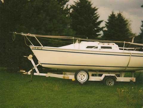 Starwind 22 sailboat