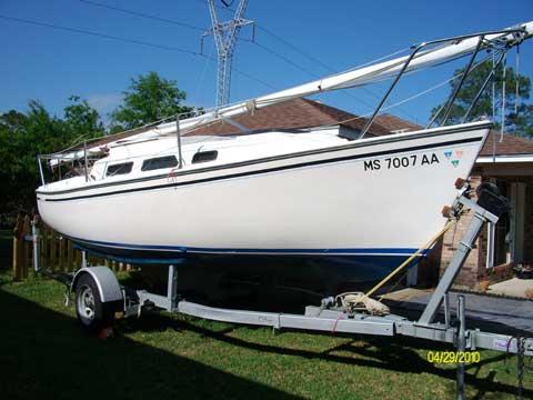 Starwind 22, 1983 sailboat