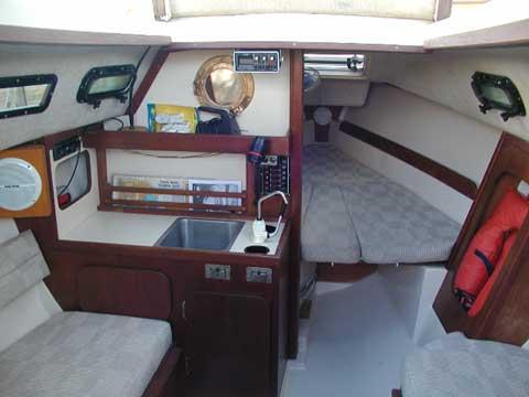 Starwind 223 sailboat