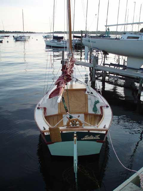 Stevenson Weekender, 2003 sailboat