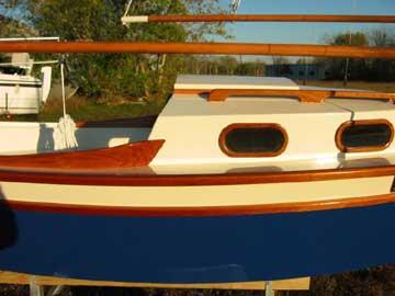 2001 Stevenson Weekender sailboat