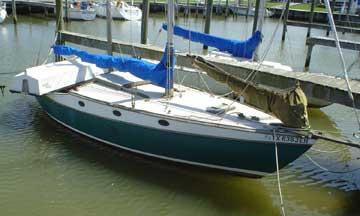 1974 Stonehorse 24 sailboat
