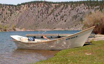 1991 St. Pierre Dory sailboat