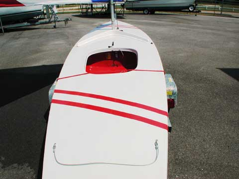 Vanguard Sunfish, 2002 sailboat
